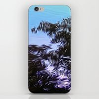 furry iPhone & iPod Skins featuring Furry Fury by Eric Rasmussen