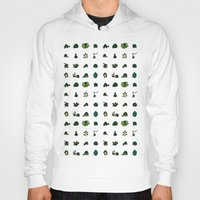 turtles Hoodies featuring Turtles by AboveOrdinaryArts