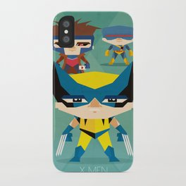 X Men fan art iPhone Case