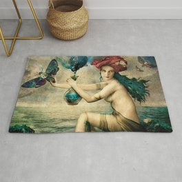 The Blessed Temperance Rug