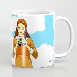 Moonrise Kingdom, Suzy Coffee Mug