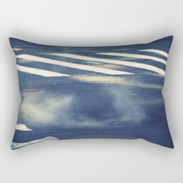 Street Smoke Rectangular Pillow