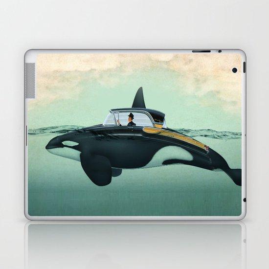 The Turnpike Cruiser of the sea Laptop & iPad Skin