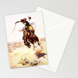 A Bad Hoss Stationery Cards