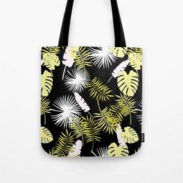 Beautiful Yellow Leaves Tote Bag