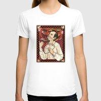 nouveau T-shirts featuring GOB Nouveau by castlepöp