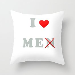 Love yourself! Throw Pillow