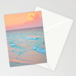 137. Amazing Sunset, Cuba Stationery Cards