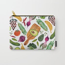 eat clean Carry-All Pouch