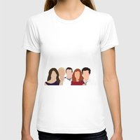 himym T-shirts featuring How I Met Your Mother by Rosaura Grant