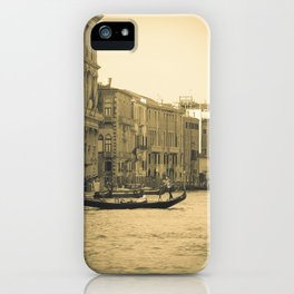 Venice, Grand Canal 5 iPhone Case