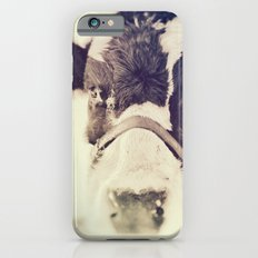 The Cow Slim Case iPhone 6s