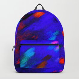 Falling Leaves in the Wind Backpack