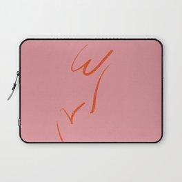 Original W&V in pink Laptop Sleeve