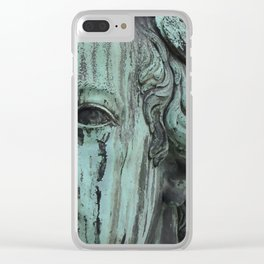 what they've seen Clear iPhone Case