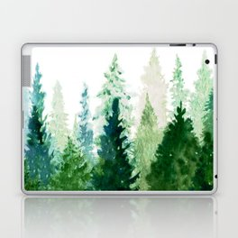 Pine Trees 2 Laptop & iPad Skin