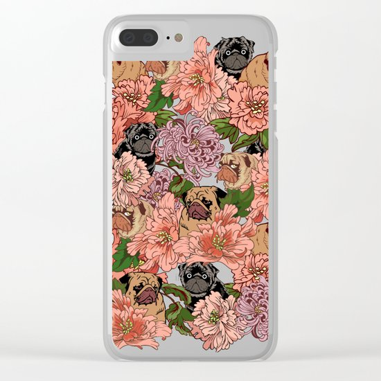 Just The Way You Are Clear iPhone Case