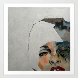Alice Practice Art Print
