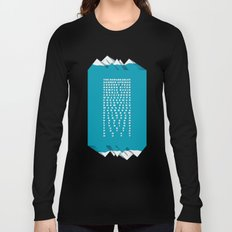 NZ Ski Fields Long Sleeve T-shirt