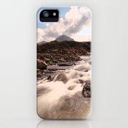 Semper Eadem iPhone Case