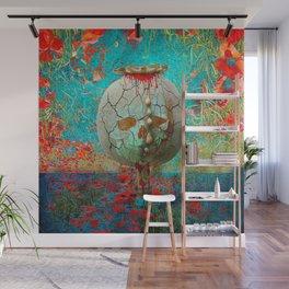 opium field Wall Mural