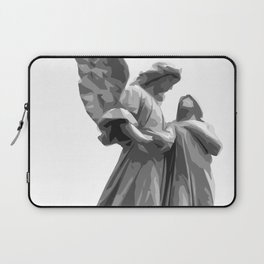 Angel Statue Laptop Sleeve