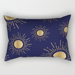 GOLDEN SUN Rectangular Pillow