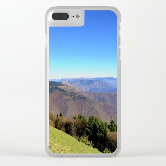 Bug's View Clear iPhone Case