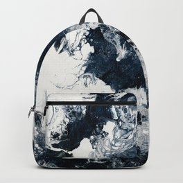 Black And White #3 Backpack