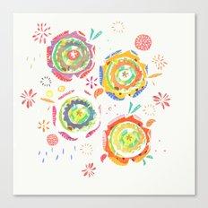 flowers_1 Canvas Print