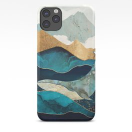 Blue Whale iPhone Case