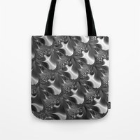 scales Tote Bags featuring  Scales. by Assiyam
