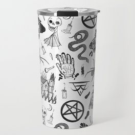 Well Maybe Its Witchcraft Travel Mug