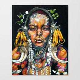 Wakanda '98 Canvas Print