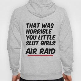 Air Raid  Hoody