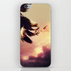 The Prey iPhone & iPod Skin