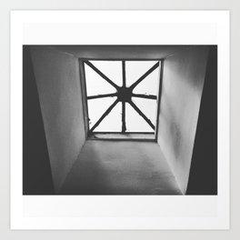 brooklyn skylight Art Print