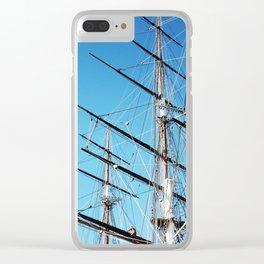 Cutty Sark (2) Clear iPhone Case
