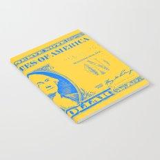 YELLOW MONEY Notebook