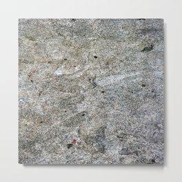 Stone Wall Texture #22 Metal Print