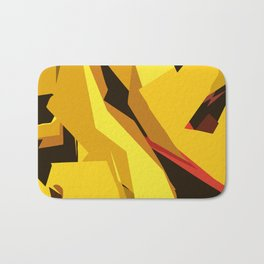 Flying Thoughts Bath Mat