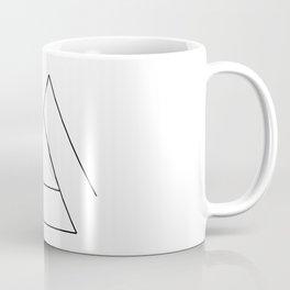 Triangle Part 3 Coffee Mug
