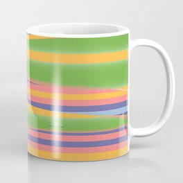 IRREGULAR LINEAR DESIGN Coffee Mug