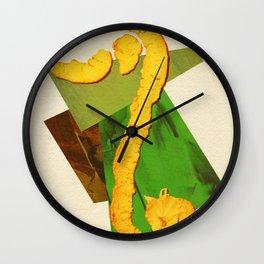 Natural Balance - The Seahorse Wall Clock