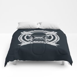Tinman Coat of Arms Comforters