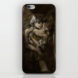 Waver iPhone Skin