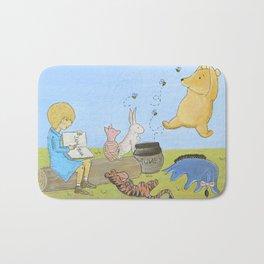 Winnie the Pooh Bath Mat