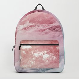 Colorful Abstract Sky Backpack