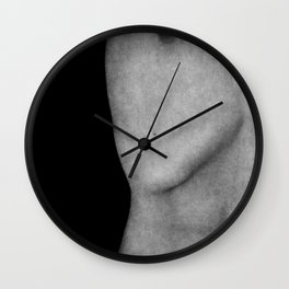 Breath you out Wall Clock