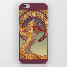 Raiponce iPhone & iPod Skin